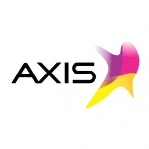 axis logo vector operator selular